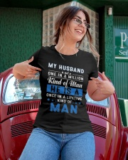My Husband Is Not A One In A Million Kind Of Man Ladies T-Shirt apparel-ladies-t-shirt-lifestyle-01