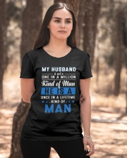 My Husband Is Not A One In A Million Kind Of Man Ladies T-Shirt apparel-ladies-t-shirt-lifestyle-05