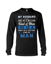 My Husband Is Not A One In A Million Kind Of Man Long Sleeve Tee thumbnail