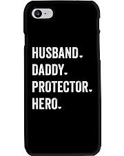 Husband Daddy Protector Hero Phone Case thumbnail