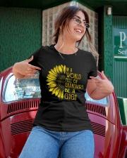 In A World Full Of Grandmas Be A Gigi Ladies T-Shirt apparel-ladies-t-shirt-lifestyle-01