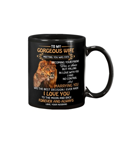 Wife Lion Marrying U Was The Best Decision I Ever