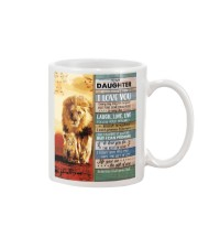 Lion- Never Forget That I Love U Dad-To-Daughter Mug thumbnail
