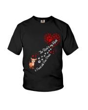 ChiHuaHua Road To My Heart Youth T-Shirt thumbnail