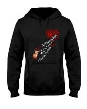 ChiHuaHua Road To My Heart Hooded Sweatshirt thumbnail