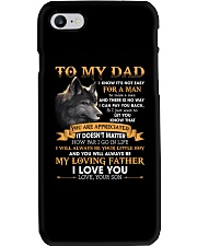 You Will Always Be My Loving Father Love From Son Phone Case thumbnail