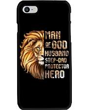 Lion Man Of God husband Step-Dad Hero Phone Case thumbnail
