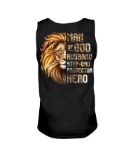 Lion Man Of God husband Step-Dad Hero Unisex Tank thumbnail