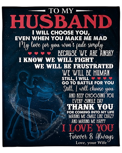 To My Husband My Love For You Won't Fade Simply