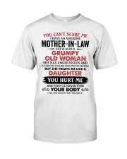 You Can't Scare Me I Have An Awesome Mother-In-Law Classic T-Shirt thumbnail