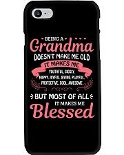 Being A Grandma Phone Case thumbnail