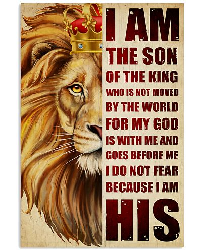 Lion Crown I Am The Son Of The King