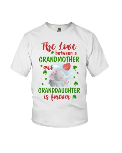 The Love Between A Grandmother Granddaughter