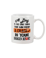 A Dog Is The Only Thing Mug thumbnail