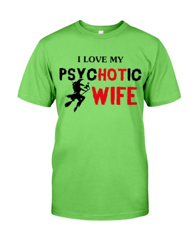 I Love My Psychotic Wife