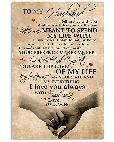 To My Husband You Are The Love Of My Life