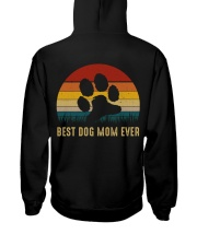 Best Dog Mom Ever Hooded Sweatshirt thumbnail