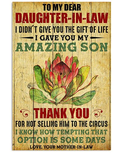 DIL Thanks For Not Selling My Son To The Circus