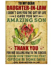 DIL Thanks For Not Selling My Son To The Circus 11x17 Poster front