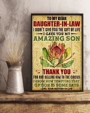 DIL Thanks For Not Selling My Son To The Circus 11x17 Poster lifestyle-poster-3