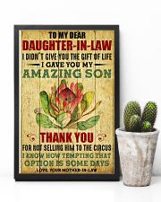 DIL Thanks For Not Selling My Son To The Circus 11x17 Poster lifestyle-poster-8