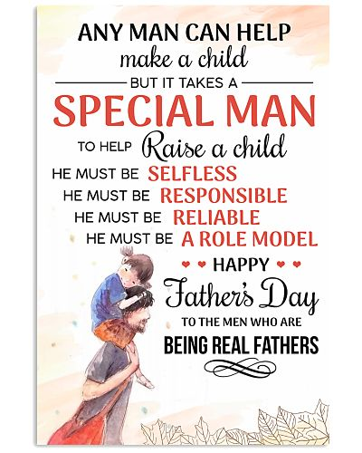 The Men Who Are Being Real Fathers
