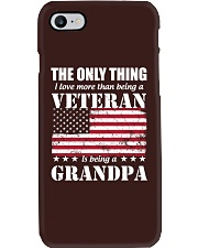 The Only Thing I Love More Than Is Being A Grandpa Phone Case thumbnail