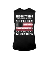 The Only Thing I Love More Than Is Being A Grandpa Sleeveless Tee thumbnail