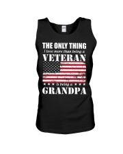 The Only Thing I Love More Than Is Being A Grandpa Unisex Tank thumbnail