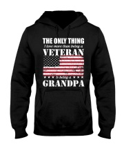 The Only Thing I Love More Than Is Being A Grandpa Hooded Sweatshirt thumbnail