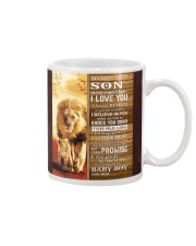 Lion- Never Forget That I Love You Mom-To-Son Mug thumbnail