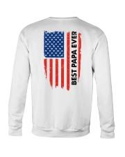 Best Papa Ever Crewneck Sweatshirt thumbnail