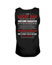 I Am A Lucky Dad Have A Freaking Awesome Daughter Unisex Tank thumbnail