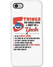 5 Things You Should Know About My Uncle Phone Case thumbnail