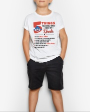5 Things You Should Know About My Uncle Youth T-Shirt lifestyle-youth-tshirt-front-1