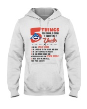 5 Things You Should Know About My Uncle Hooded Sweatshirt thumbnail
