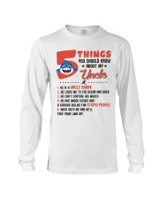 5 Things You Should Know About My Uncle Long Sleeve Tee thumbnail
