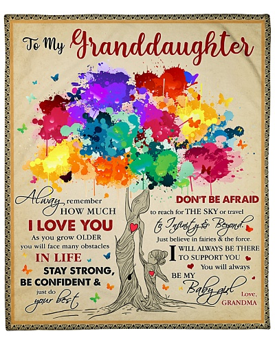 Granddaughter Always Remember How Much I Love You