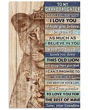 GD This Old Lion Will Always Have Your Back 11x17 Poster front