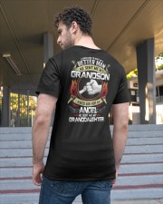 I Asked God For An Angel He Sent Me My GD Classic T-Shirt apparel-classic-tshirt-lifestyle-back-48