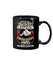 I Asked God For An Angel He Sent Me My GD Mug thumbnail