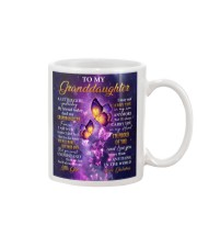 Butterfly-Im Proud Of You Grandma-To-Granddaughter Mug thumbnail