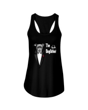 The DogFather Pitbull Ladies Flowy Tank thumbnail