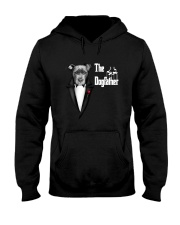 The DogFather Pitbull Hooded Sweatshirt thumbnail