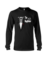 The DogFather Pitbull Long Sleeve Tee thumbnail