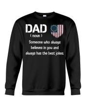 Dad Defined Crewneck Sweatshirt thumbnail