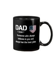 Dad Defined Mug thumbnail