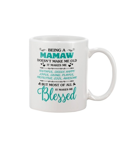 Being A Mamaw Makes Me Blessed