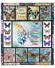 """U Are Amazing Important Special Unique  GM To GD Fleece Blanket - 50"""" x 60"""" front"""