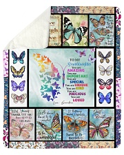 U Are Amazing Important Special Unique  GM To GD Sherpa Fleece Blanket tile